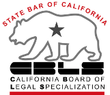 California Board Legal Specialization Logo